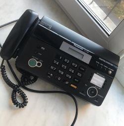 Τηλέφωνο φαξ