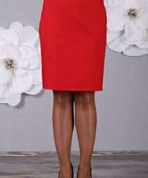 Red skirt p. 48