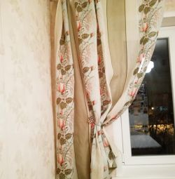 Curtains (curtains) new