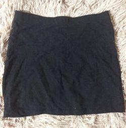 Miniskirt negru