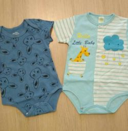 Body (long / short sleeve) from 1-9 months