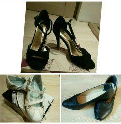 New women's shoes, p. 36-37