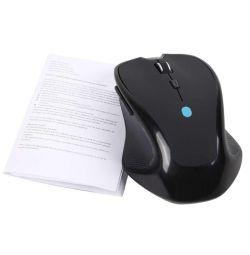 New, in the box, a wireless Bluetooth mouse
