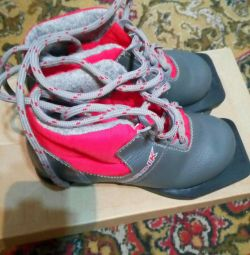 Μπότες σκι.