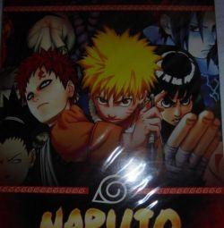 Satılık yeni disk çizgi film Naruto.