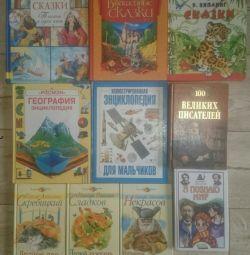 Povești, enciclopedii