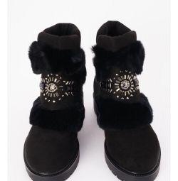 Зимові черевики Betsy