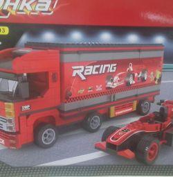 Σχεδιαστής Race 570de.