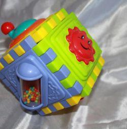 PlayGo κύβος ανάπτυξης