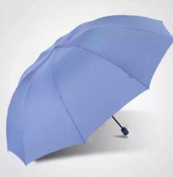 Umbrella large diameter 127 cm