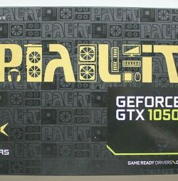 Κάρτα γραφικών Nvidia GeForce GTX1050Ti