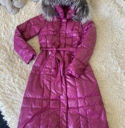 Зима пальто