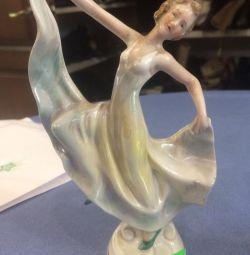 Χορεύτρια ειδωλοπλαστικής GDR