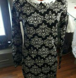 Short warm dress