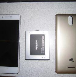 Smartphone Micromax Q 409 (non-working)