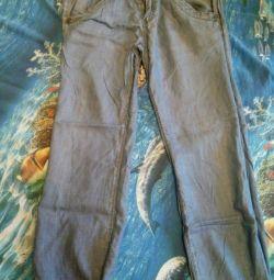 Summer men's trousers jeans, p 29