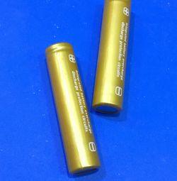 Επαναφορτιζόμενη μπαταρία AAA 3.7V