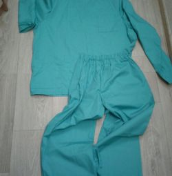 Medical outfit