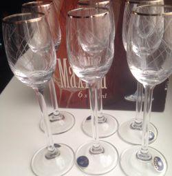 Ποτήρια αλκοόλ Βοημία