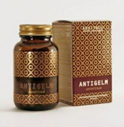 Dietary supplement Antigelm antiparasitic program of Greenwe