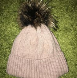 A winter hat