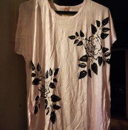 T-shirt woman big size