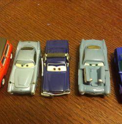 Cars Disney Mattel Native Metal