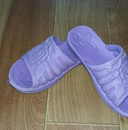 Baby Rubber Slippers
