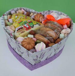 Γλυκό δώρο για τη μαμά / κόρη / γιαγιά / φίλη