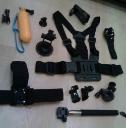 GoPro Action Camera Accessories