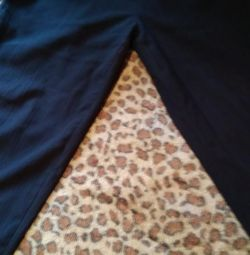 παντελόνια για γυναίκες, ποτάμι 50. μήκος 100 εκατοστά