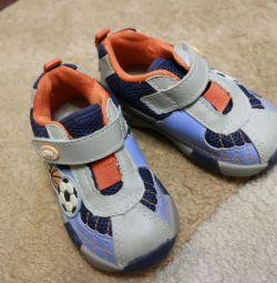 Ανδρικά πάνινα παπούτσια Bibi