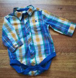 Shirt body b. 62-68