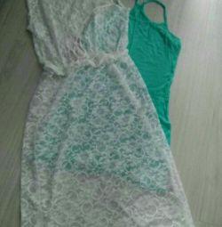 Καλοκαιρινό φόρεμα 44ρ