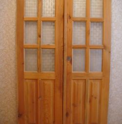 Door double-wing interroom 120Х200 (pine)