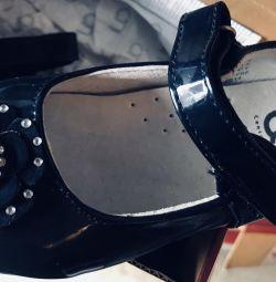 Pantofi pentru fetiță 27