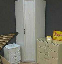 Angular wardrobe 80 * 80 * 220