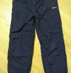 Warm pants p.122