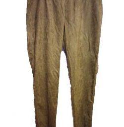 Pantaloni noi de la mărimea 50
