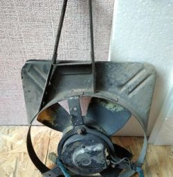 Electric fan VAZ 2106