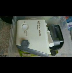 Panasonic meat grinder