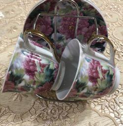 2 tea pairs