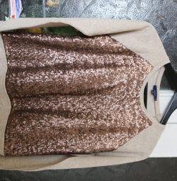 Noul pulover KIABI cu paiete