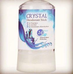 Deodorant mineral