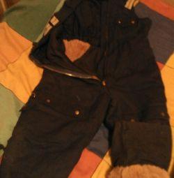 Παντελόνια (παντελόνια) για ψάρεμα