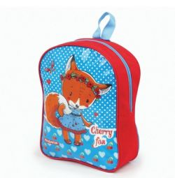 Backpack in the Fox Garden