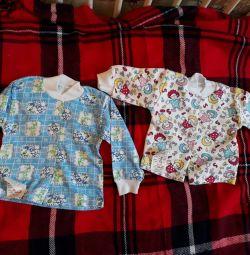 Μπουφάν για νεογέννητο μωρό