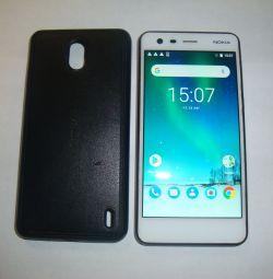 Nokia 2 Dual sim / ta-1029 / 4G LTE / 4 nuclee / 1 GB / 8 GB