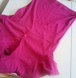 7-8l kız için bluz