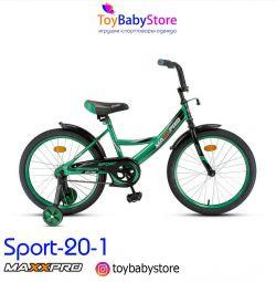 Велосипеды детский MaxxPro Sport 20 дюймов новые